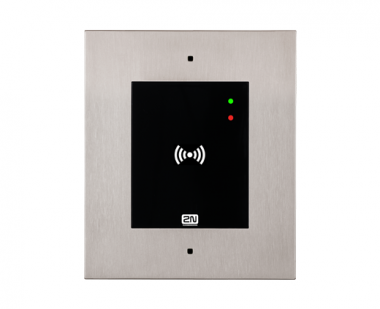 2N Access Unit 13.56 MHz, NFC ready - Set Unterputzmontage